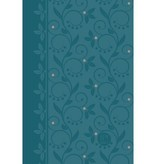 The Passion Translation New Testament (2020 Edition) Compact Teal: With Psalms, Proverbs and Song of Songs