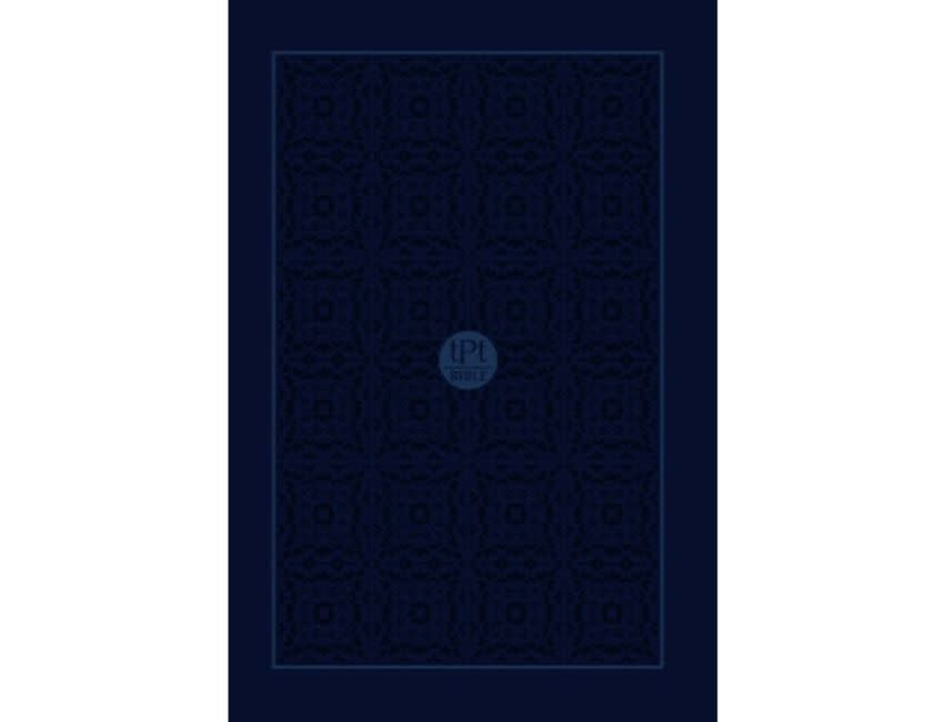 The Passion Translation New Testament (2020 Edition) Compact Navy: With Psalms, Proverbs and Song of Songs