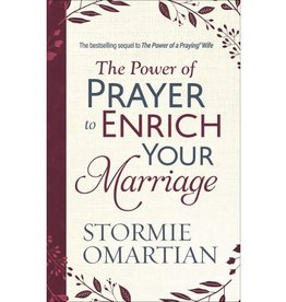 Stormie Omartian The Power Of Prayer To Enrich Your Marriage