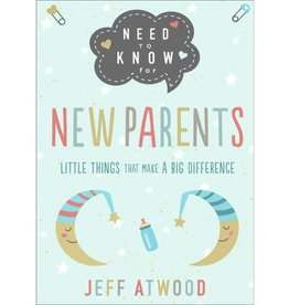 Need To Know For New Parents: Little Things That Make A Big Difference