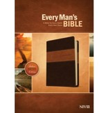 Every Man's Bible - NIV Brown/Tan