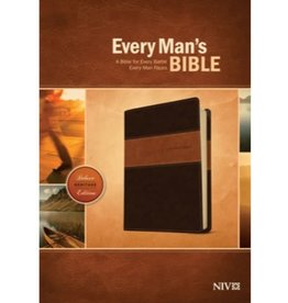 Every Man's Bible - NIV Brown/Tan