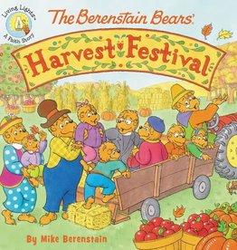 Jan Berenstain The Berenstain Bears Harvest Festival