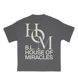 Brandon Lake Grey House of Miracles T-Shirt -