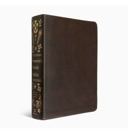 ESV Women's Study Bible - TruTone, Deep Brown