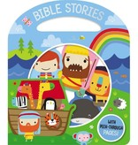Busy Windows Bible Stories