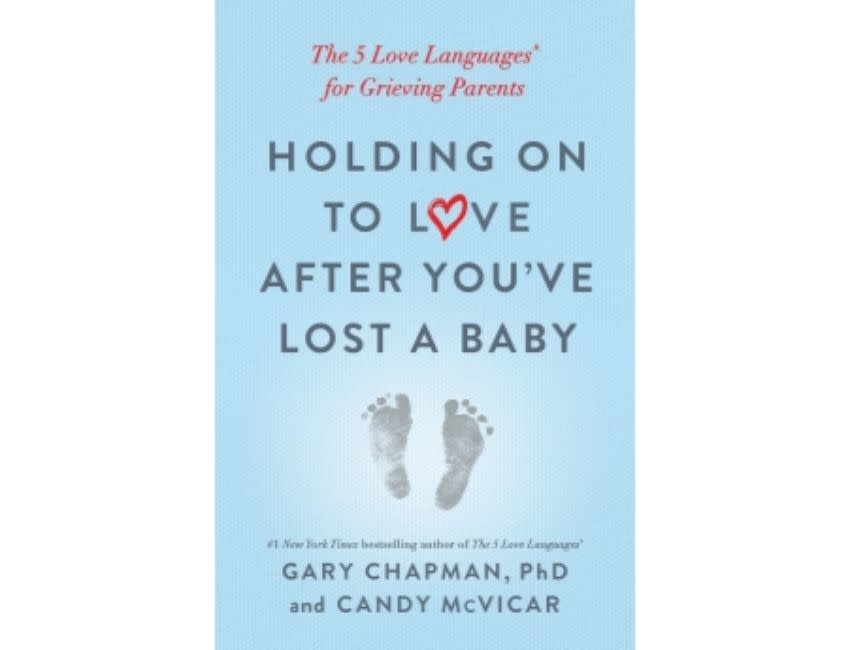 Gary Chapman Holding Onto Love After You've Lost A Baby
