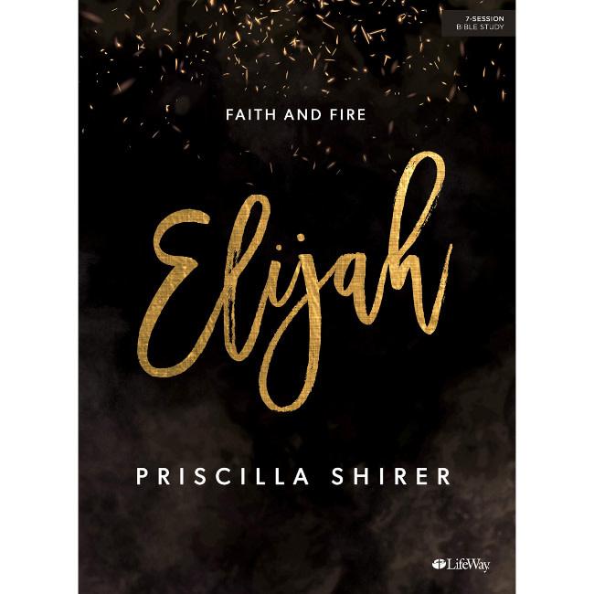 Priscilla Shirer Elijah