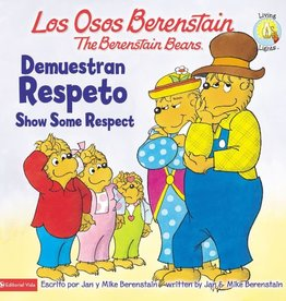 Jan Berenstain Los Osos Berenstain Demuestran Respeto/The Berenstain Bears Show Some Respect