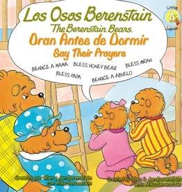 Jan Berenstain Los Osos Berenstain Oran Antes de Dormir/Say Their Prayers