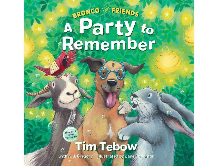 Tim Tebow Bronco and Friends: A Party to Remember