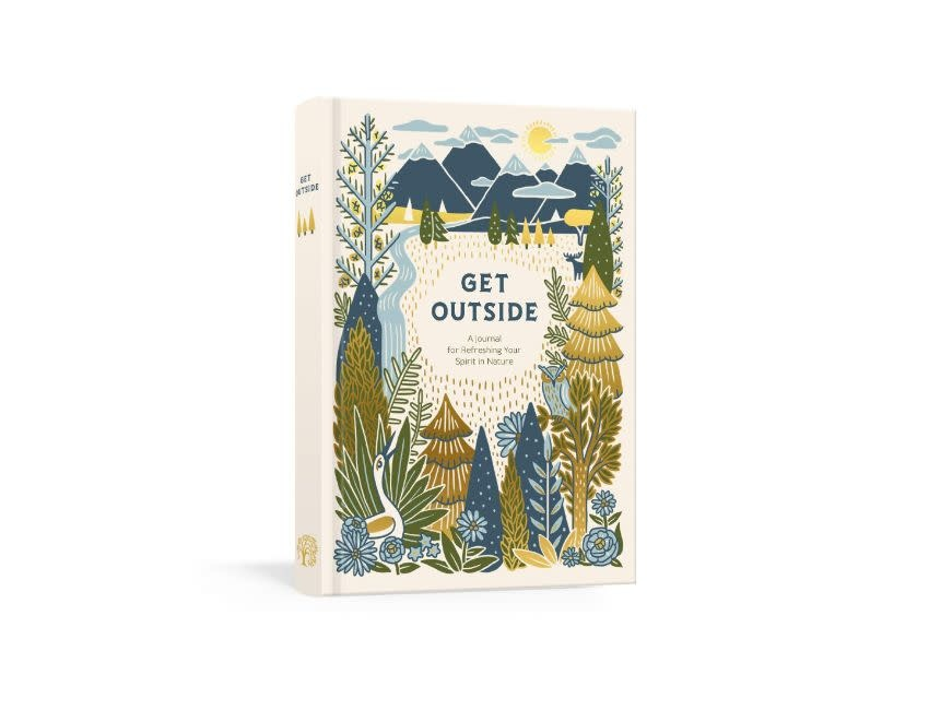 Get Outside: A Journal for Refreshing Your Spirit in Nature