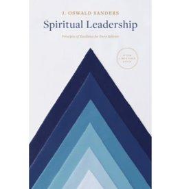 J. Oswald Sanders Spiritual Leadership