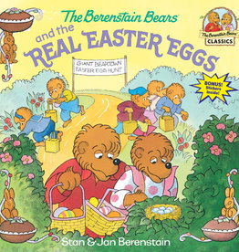 Jan Berenstain The Berenstain Bears and the Real Easter Eggs