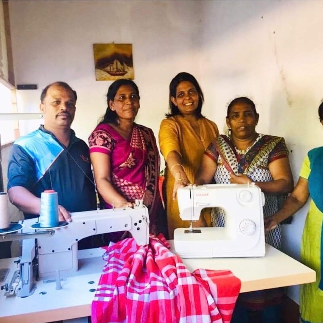 Women's Sewing Center in Sri Lanka