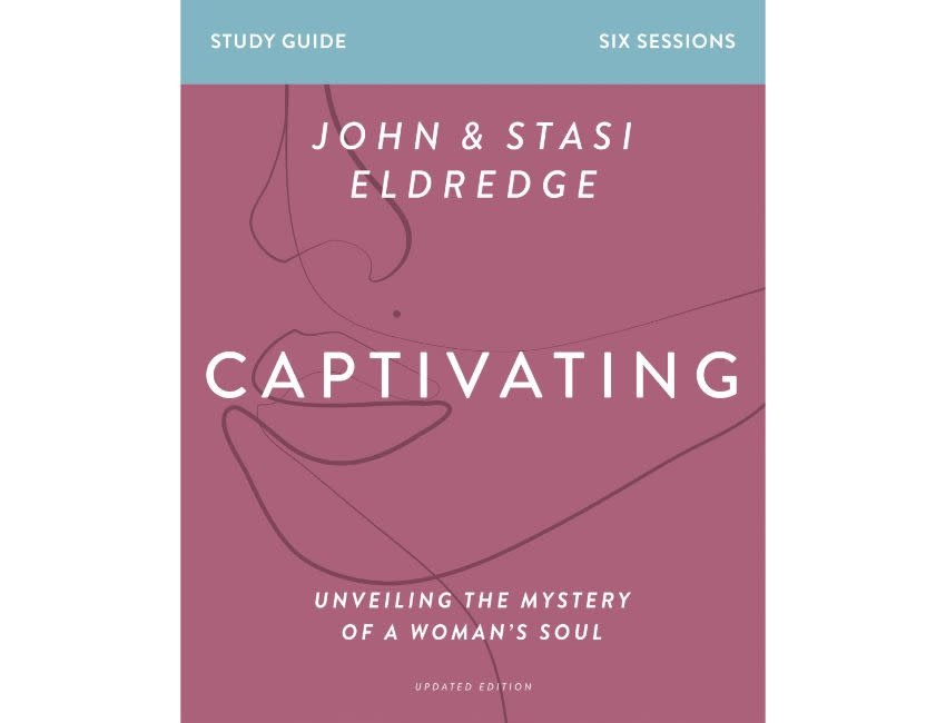 Stasi Eldredge Captivating Study Guide