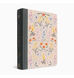 ESV Single Column Journaling Bible, Artist Series - In Bloom, Lulie Wallace