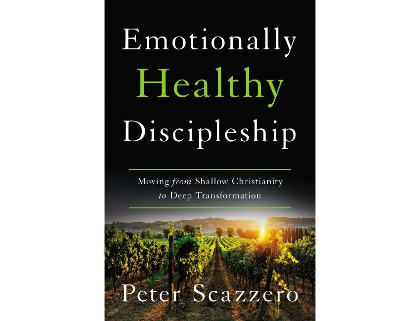 Peter Scazzero Emotionally Healthy Discipleship