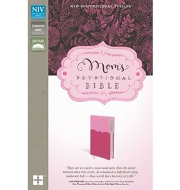 Mom's NIV Devotional Bible - Pink