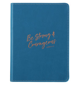 Be Strong & Courageous - Joshua 1:9 Journal