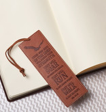 Hope in the Lord LuxLeather Pagemarker - Isaiah 40:31