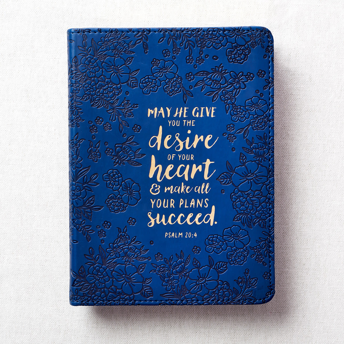 May He give desires journal