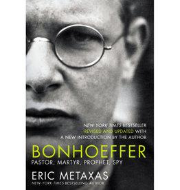 Eric Metaxas Bonhoeffer