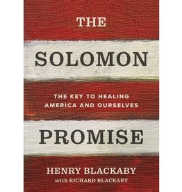 Henry Blackaby The Solomon Promise
