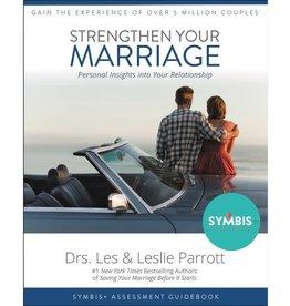 DRS. LES AND LESLIE PARROTT Strengthen Your Marriage