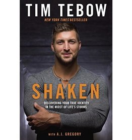 Tim Tebow Shaken