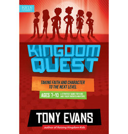 Tony Evans Kingdom Quest Ages 7-10
