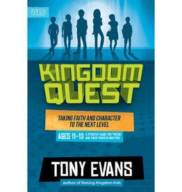 Tony Evans Kingdom Quest Ages 11-13