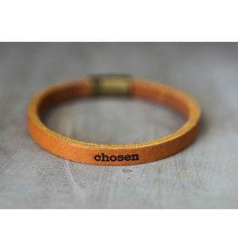 Chosen Leather Bracelet
