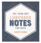 101 Tear-Off Lunchbox Notes For Boys
