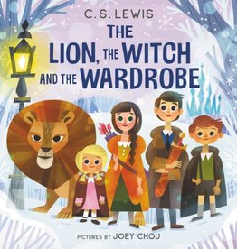 C S Lewis The Lion, the Witch and the Wardrobe Board Book
