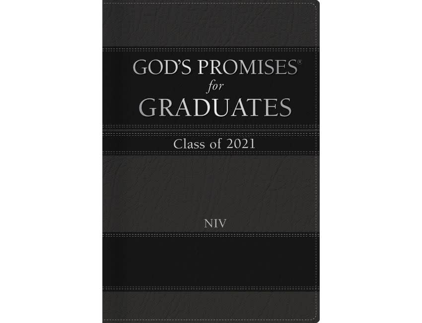 Jack Countryman God's Promises for Graduates: Class of 2021 - Black NIV