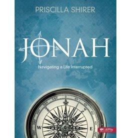 Priscilla Shirer Jonah - Bible Study Book: Navigating a Life Interrupted
