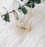 Chosen Bar Necklace