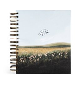 2021-2022 17 Month Planner - Willow City Theme