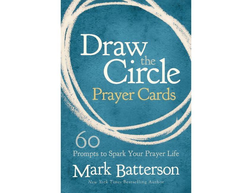 Mark Batterson Draw the Circle Prayer Deck