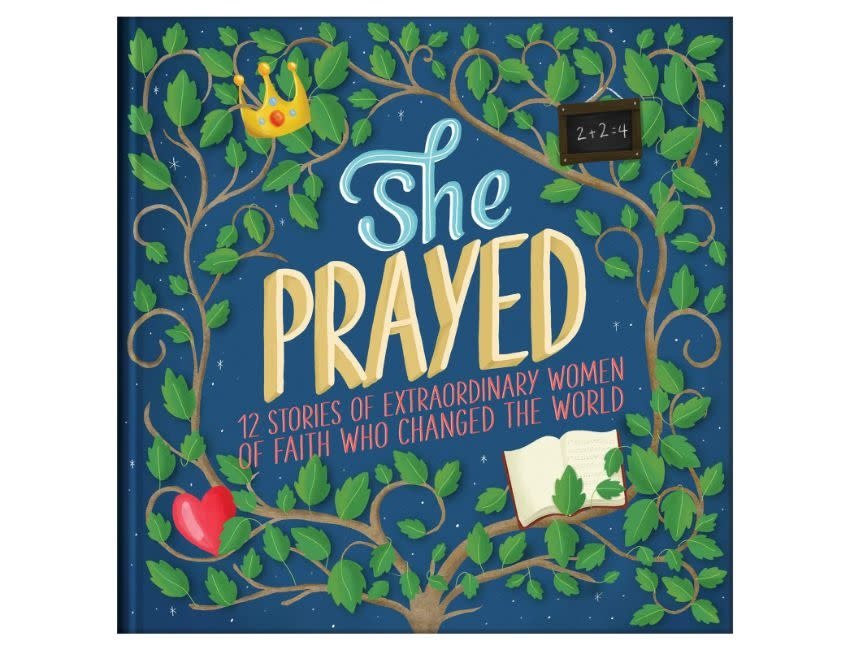 Jean Fischer She Prayed: 12 Stories of Extraordinary Women of Faith Who Changed the World