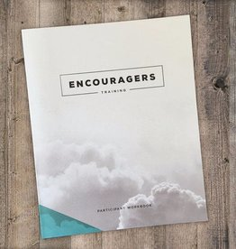 Seacoast Encouragers Training Participant Workbook Digital Download