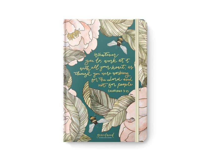 GraceLaced Folio with Notepad