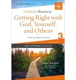 John Baker Getting Right with God, Yourself, and Others Participant's Guide 3