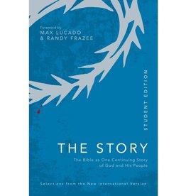 NIV, The Story, Student Edition, Paperback, Comfort Print