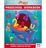 Beginner's Bible Preschool Workbook