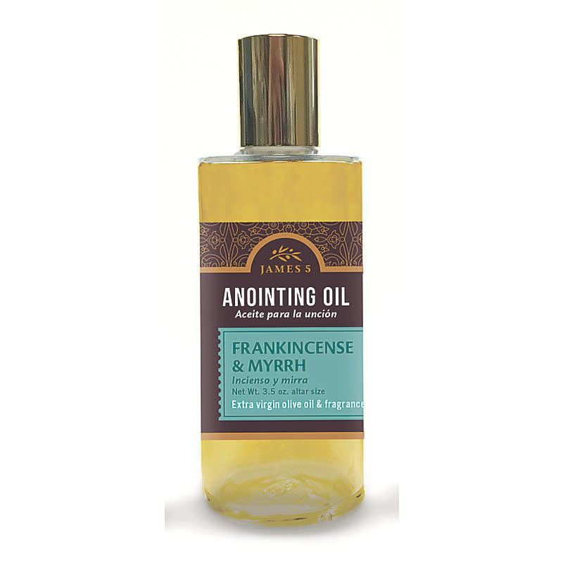 Anointing Oil -