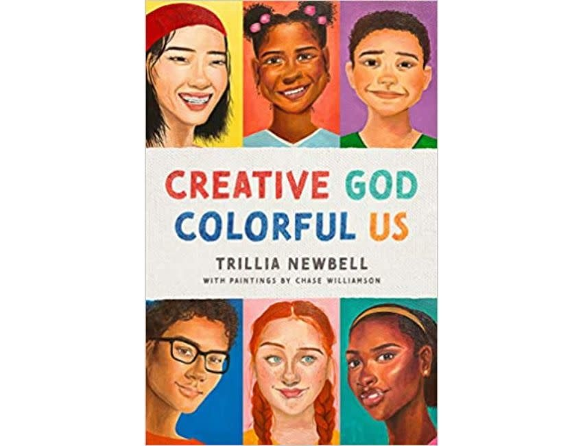 Trillia Newbell Creative God, Colorful Us