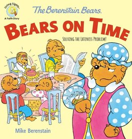 Mike Berenstain The Berenstain Bears Bears On Time