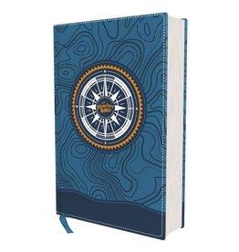 NIV, Adventure Bible, Leathersoft, Blue, Full Color